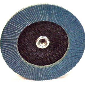 DEWALT Metal Flap Disc 7X58-11 Z60 Grit Bottom