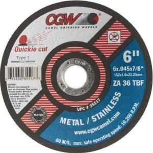 CGW Grinding Wheels - Indistrial Supplies in Alabama