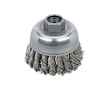 Knot Wire Cup Brush - Industrial Supplies in Alabama