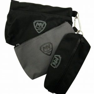 McGuire-Nicholas 3 Small Bags with Zipper