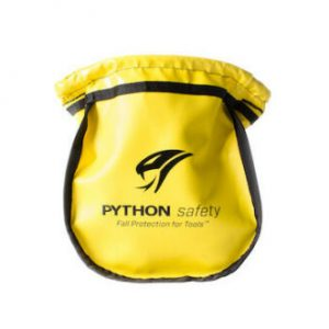 Python Safety Small Parts Pouch Vinyl – Yellow - Tools in Alabaster Alabama