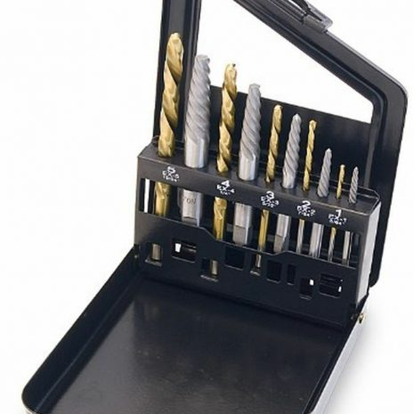 TITAN 10 Screw Extractor Set