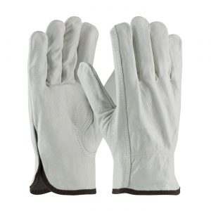 Cowhide Leather Driver Gloves - Safety Supplies in Alabaster Alabama