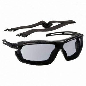 Uvex Tirade™ Sealed Eyewear- Smoke Lens - Safety and Industrial Supply in Alabama