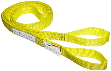 Nylon Lifting Slings 2-PLY HEAVY DUTY - Safety and Industrial Supply in Alabaster Alabama