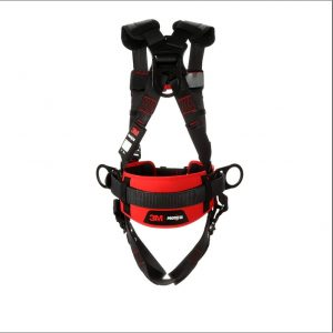3M™ Protecta® Construction Harness,Tongue & Pass-Thru Buckle - Safety and Industrial Supply in Alabama