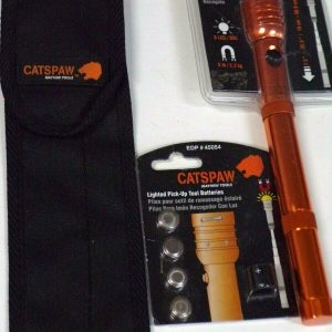 CATSPAW -MAYHEW Tools Lighted PickUp Tool Kit