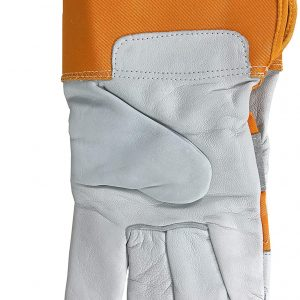 ST**L Heavy Duty Goat leather Work Gloves- L