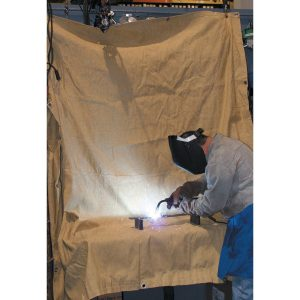 Fiberglass Welding Blanket 6Ft. X 8 ft.