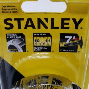 Stanley STHT30159 Tape Measure, Chrome, 25Ft