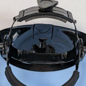 PYRAMEX Safety Face Shield HGR W/ ANCHOR Clear Lens